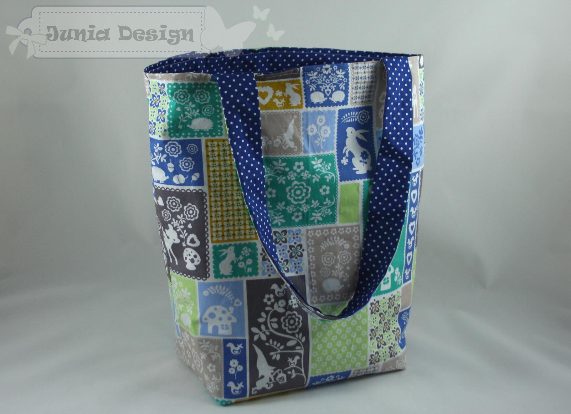 Tasche Waldtiere 1