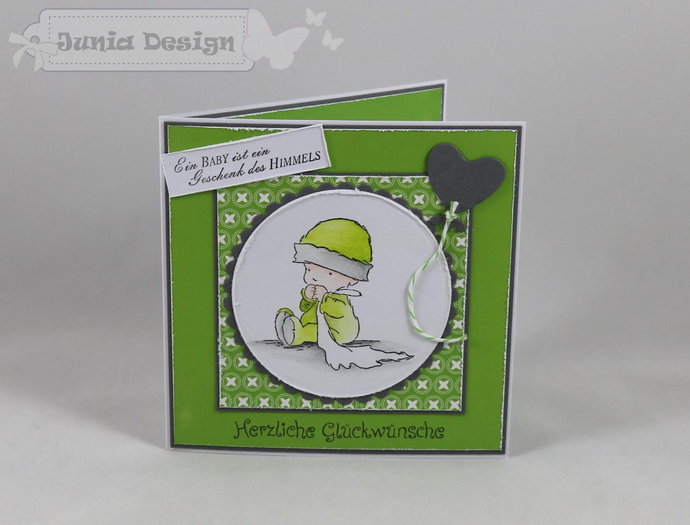 Baby grün