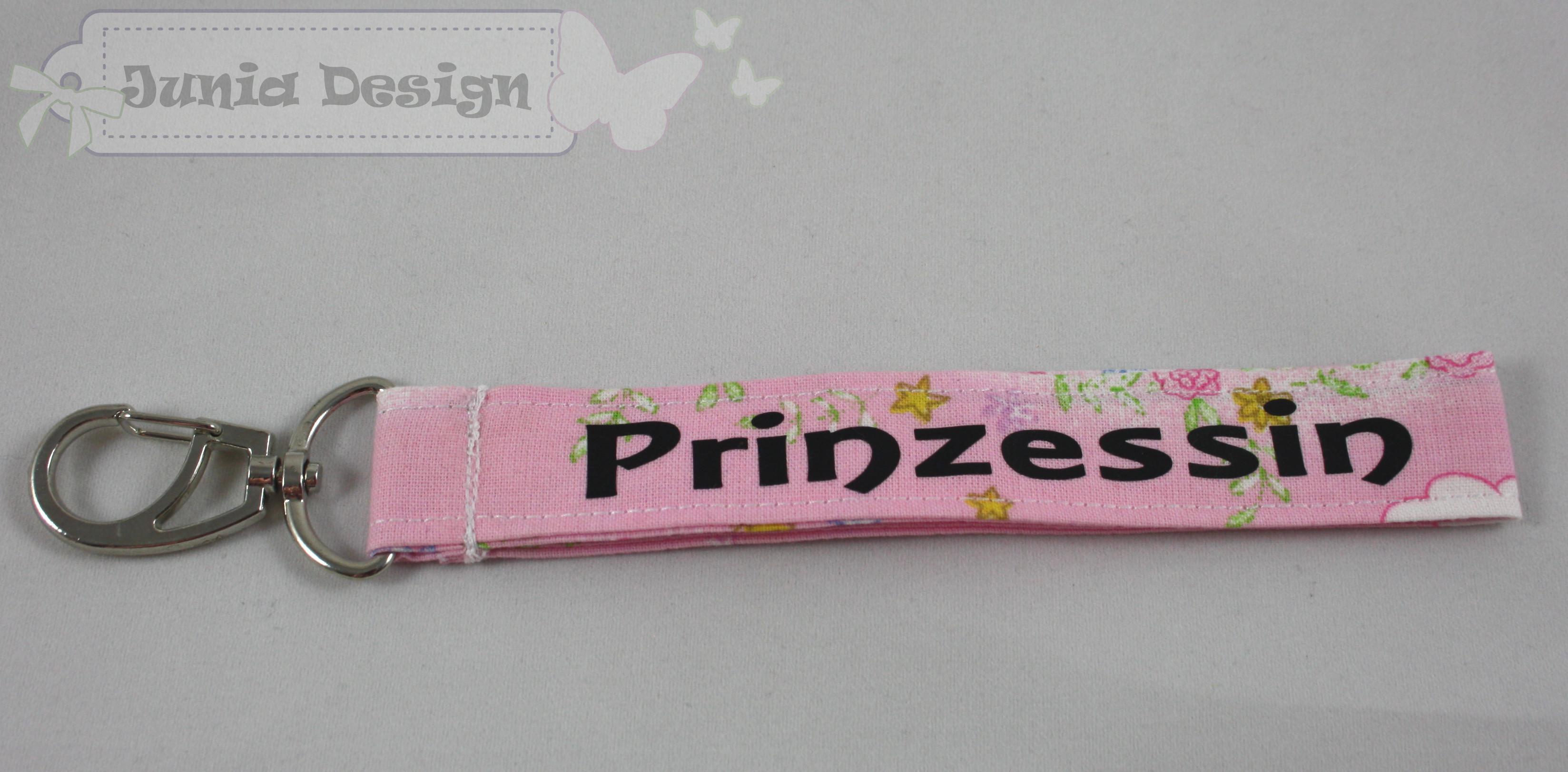 Schlüsselband Prinzessin 1