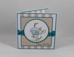 Artikelbild Geburtstagskarte Maus