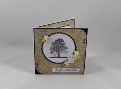 Artikelbild Trauerkarte Baum