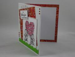 Hochzeitskarte Elefanten 3