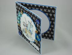 Geburtstagskarte Pirat 2