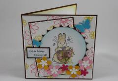 Artikelbild Osterkarte Osterhase