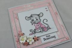 Genesungskarte Maus b