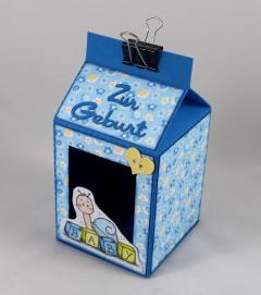 Artikelbild Geschenkbox *Milkbox* Baby