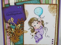 Artikelbild Geburtstagskarte Mädchen