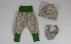 Artikelbild Babyset *Waldtiere* Gr. 62/68