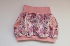 "Artikelbild Ballonrock ""Schmetterlinge rosa"" Gr. 104"