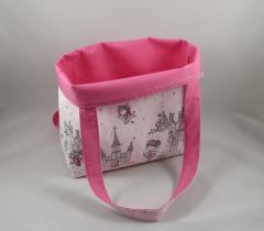 Artikelbild Wende Einkaufstasche *Fee pink*