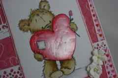 Valentinskarte Bär 2