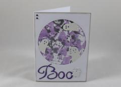 Artikelbild Halloween Karte Boo