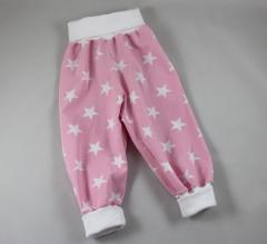 Sterne Set rosa