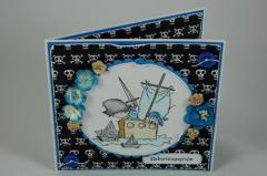 Artikelbild Geburtstagskarte Pirat